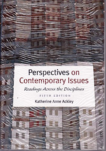 perspectives on contemporary issues 8th edition pdf