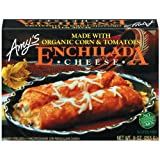 Amy's Cheese Enchilada, Organic, 9-Ounce Boxes (Pack of 12)