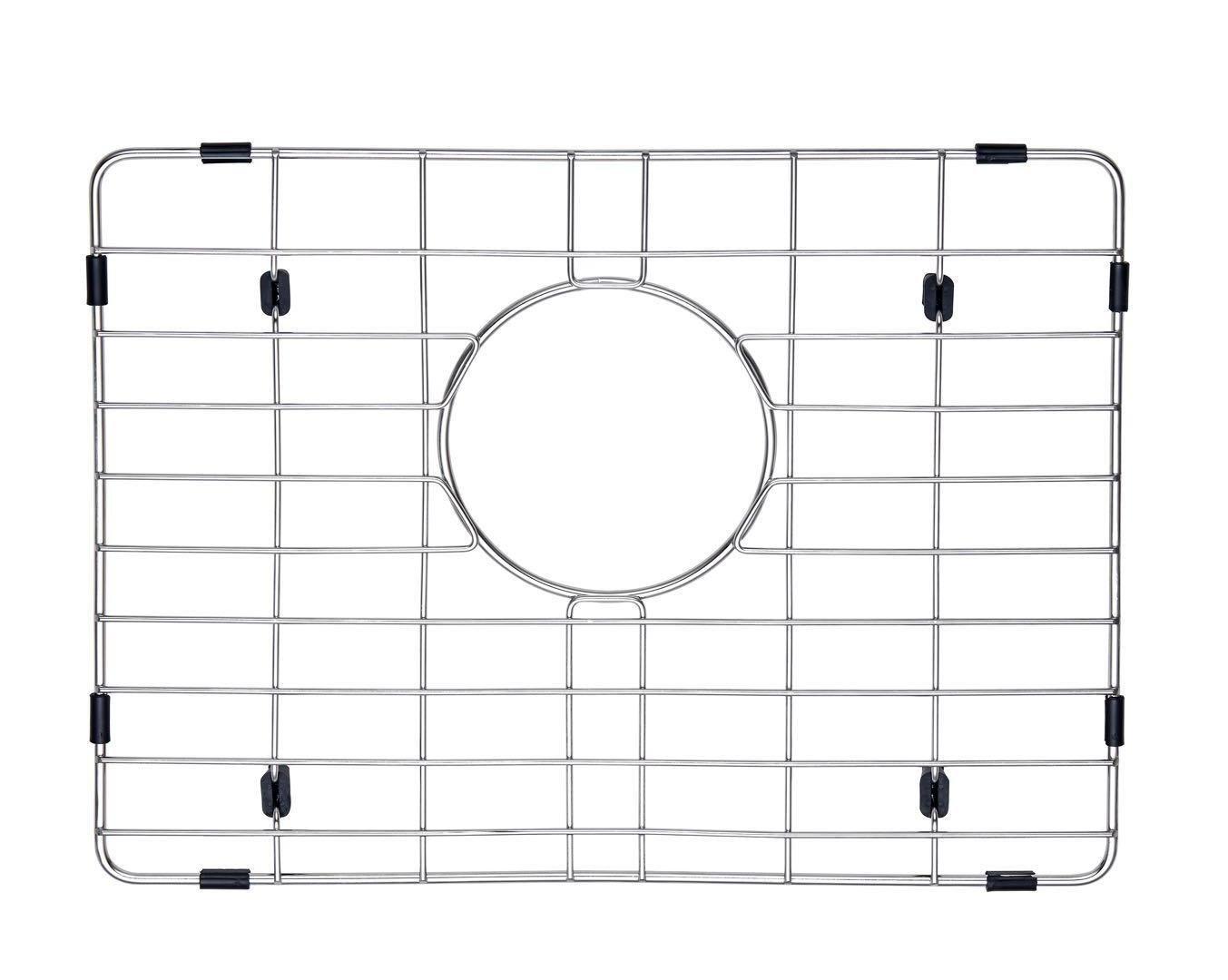 Starstar Kitchen Sink Bottom Grid, Stainless Steel, 16.75 x 12