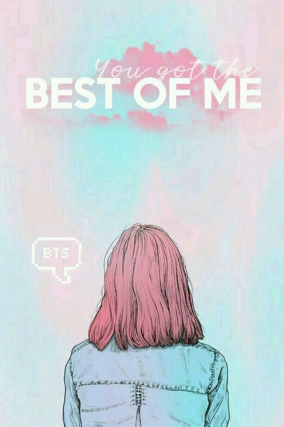 KPOP GIRL You Got The Best of Me BTS Notebook for ARMYs and ...