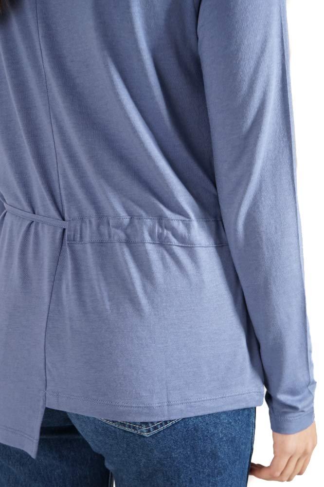 Zunit blus Cristina blå