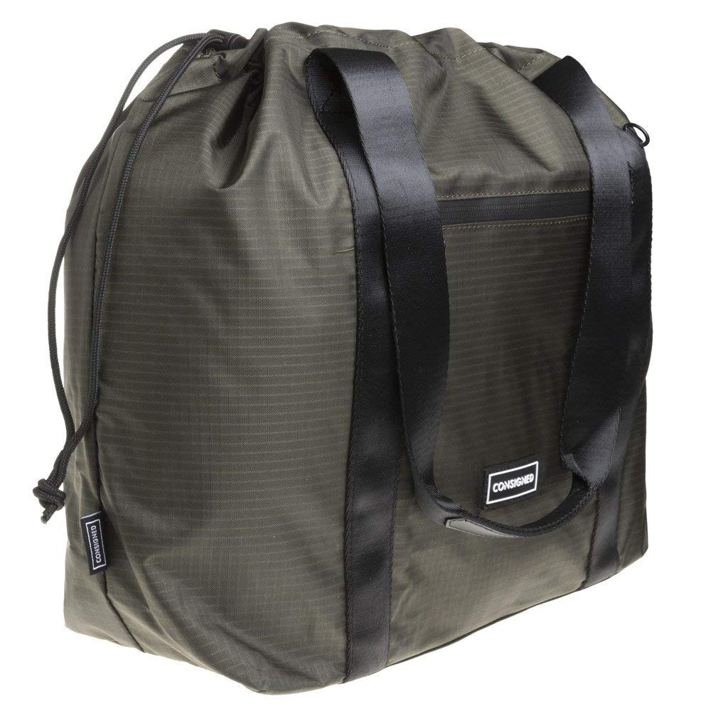 Consigned Ionia Mens Holdall Green