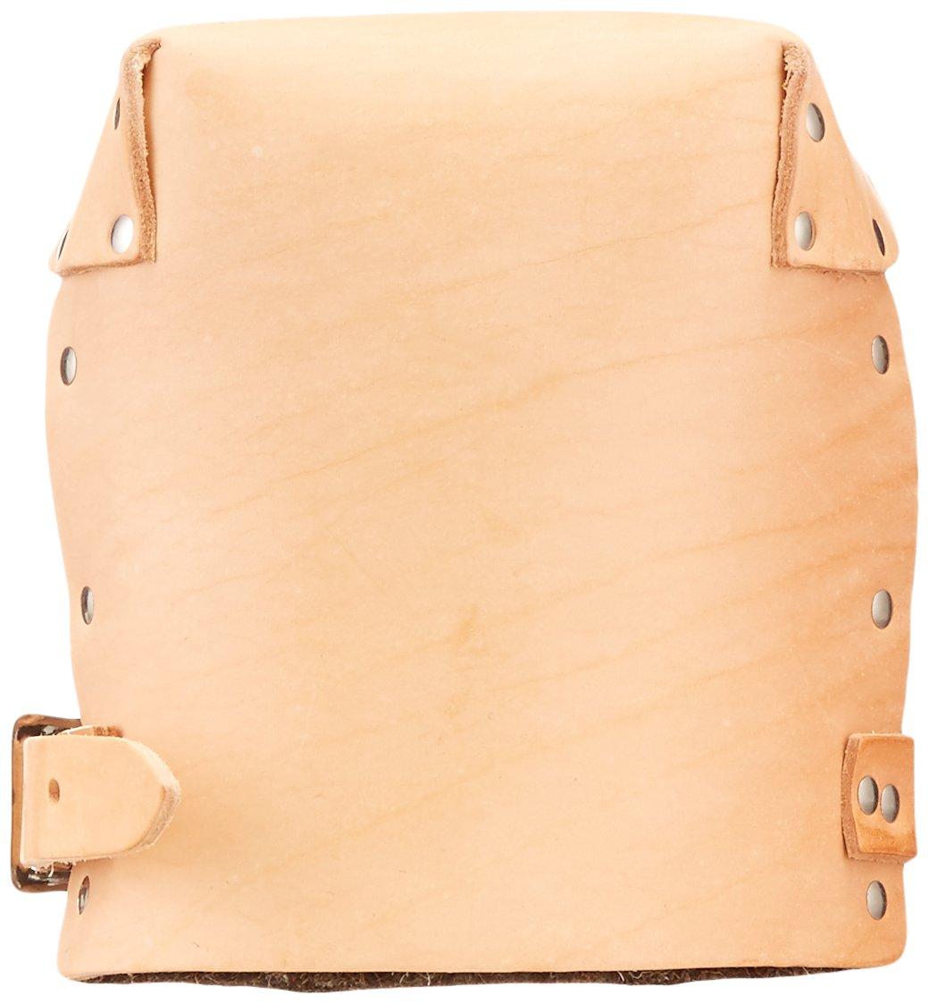 Leather Knee Pads, Professional Leather by Kraft Kraft Tool WL087
