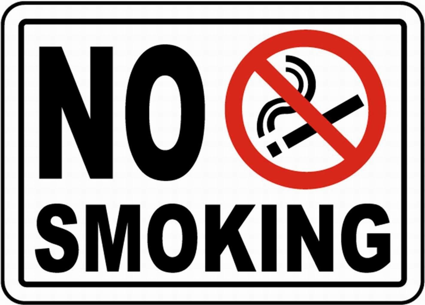 HiSign No Fumar Carteles de Chapa de hojalata Retro Hierro ...