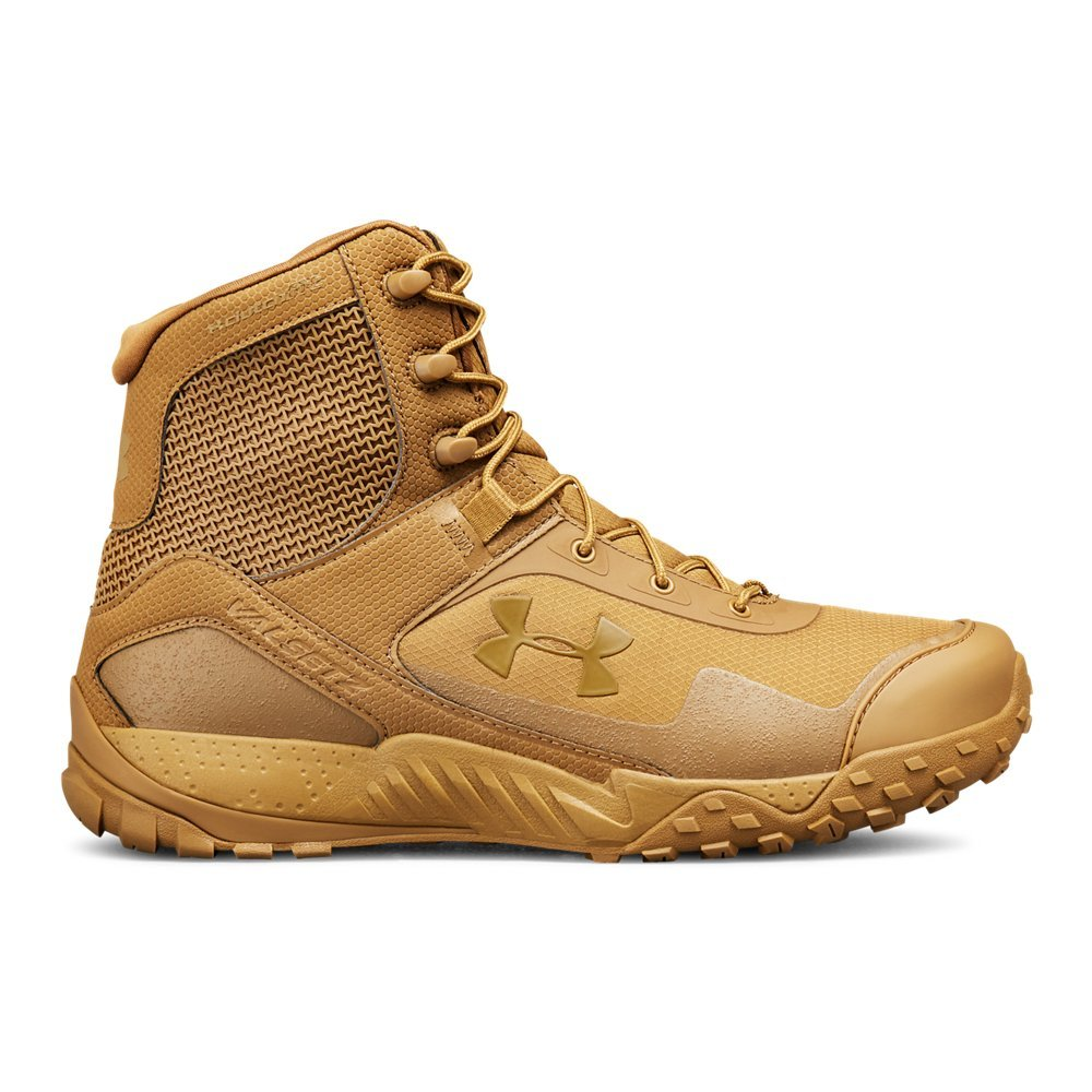 Under Armour Men's Valsetz RTS 1.5 Military and Tactical Boot 200/Coyote Brown, 11.5