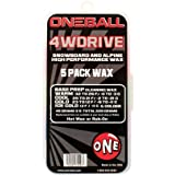 One Ball Jay 4wdrive 5 Pack Wax
