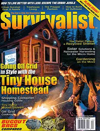 Survivalist Magazine (March/April 2016)