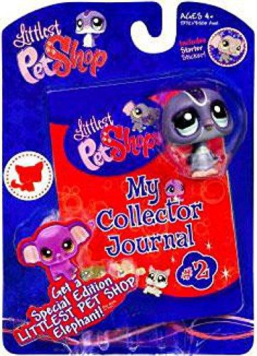 Littlest Pet Shop Activity Set My Collector Journal with Penguin
