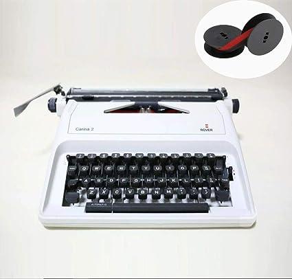 Máquina de escribir vintage, máquina de escribir mecánica ...