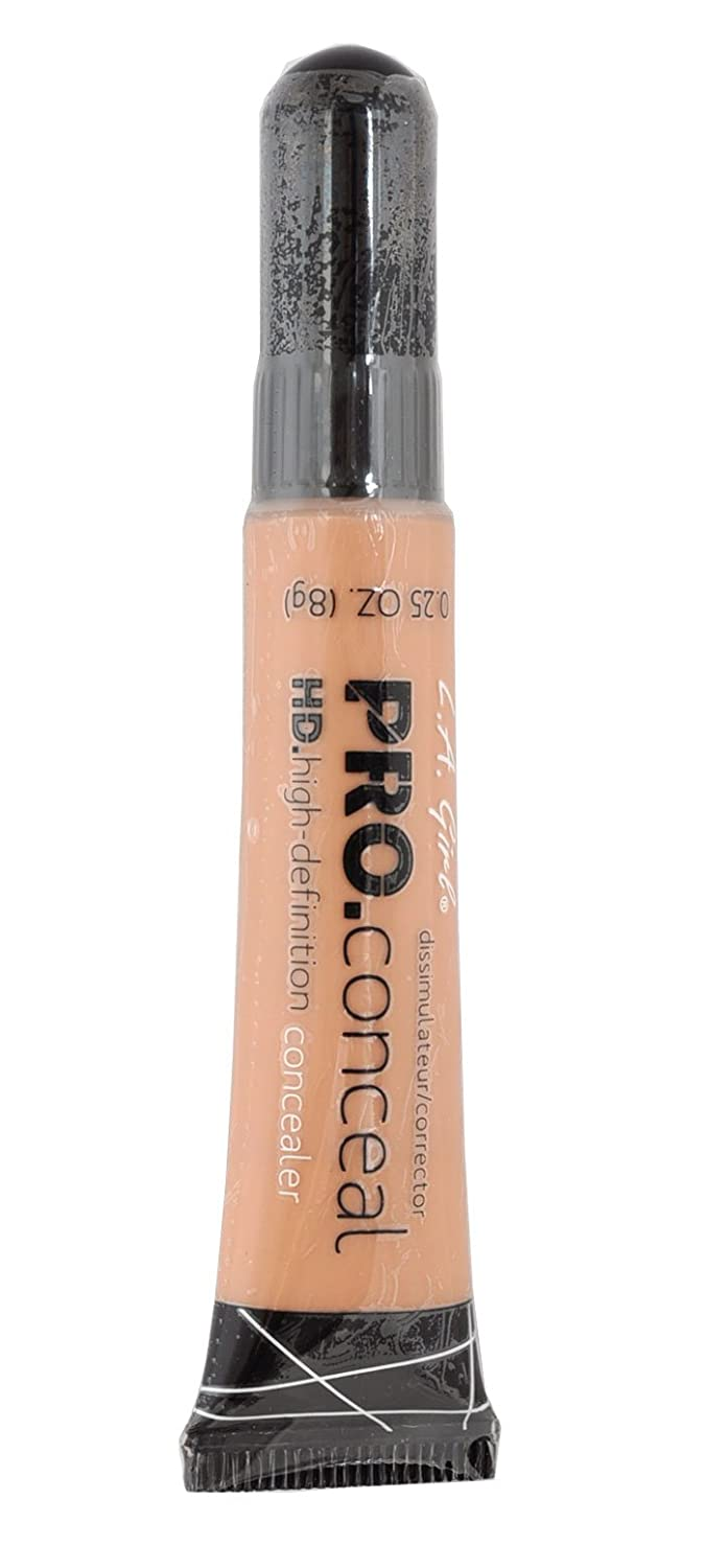L.A. Girl Pro Coneal HD. High Definiton Concealer 0.25 OZ GC974 Nude by LA Girl L.A.GIRL