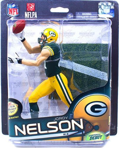 McFarlane Toys NFL Series 32 Jordy Nelson-Green Bay Packers Action Figure