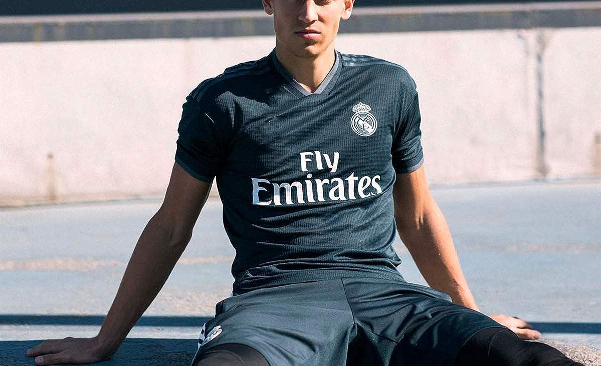 Camisetas de fan 2019-2020 (de distancia) Real Madrid traje ...