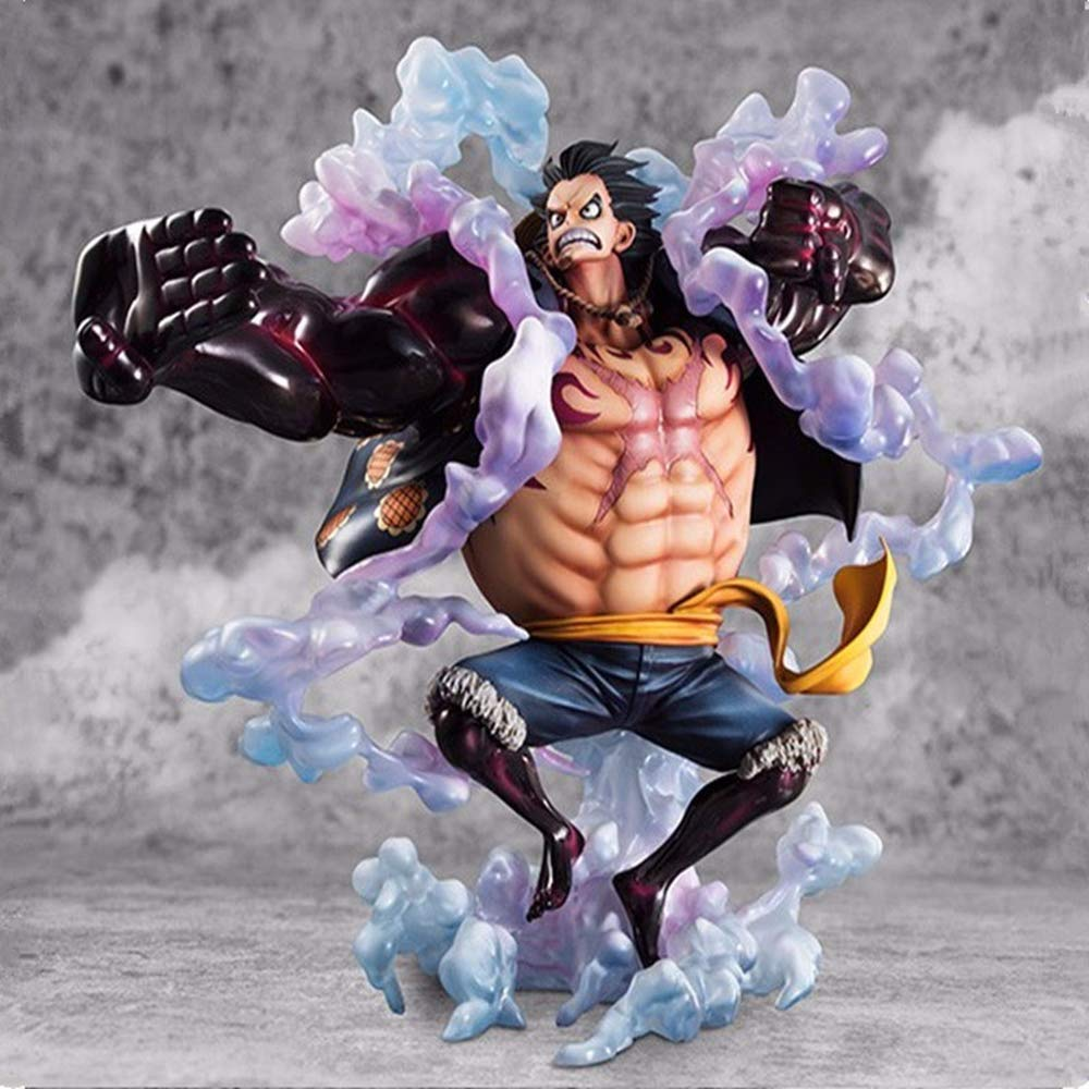 One Piece Super Big Monkey D Luffy Gear Fourth Action Figure by Water Asked (Image #3)