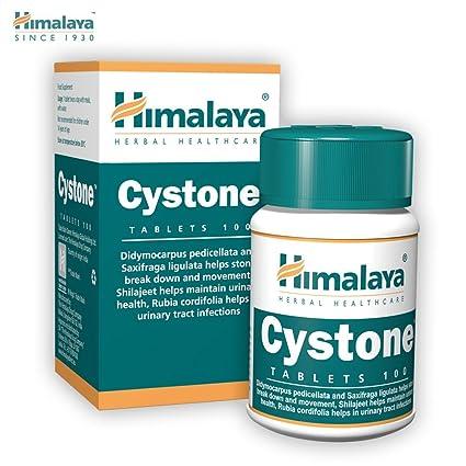 Cystone - Suplemento para la infección de vías urinarias y cistitis - Admite tratamiento de UTI