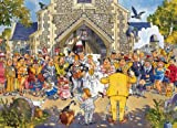 Wasgij Original 4 - A Day to Remember 500 Piece Jigsaw Puzzle by Jumbo Games