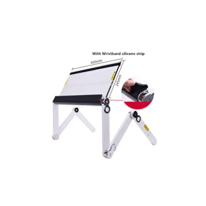 Notebook Holder Lying And Watching Tv Bed Folding Lift Lazy Table Computer Stand Office Furniture