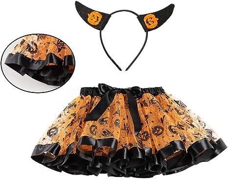 Holibanna Vestido de Princesa de bebé de Halloween Disfraz de ...