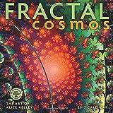 Fractal Cosmos 2017 Wall Calendar: The Mathematical Art of Alice Kelley