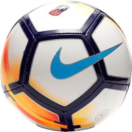 Nike Skills FA Cup de fútbol balón de fútbol (Blanco/Brillante ...