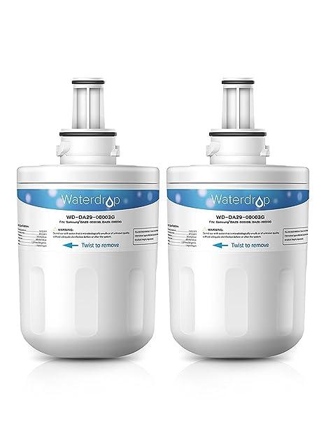 Wasserfilter FF-S ersetzt Samsung Filter DA29-00003B