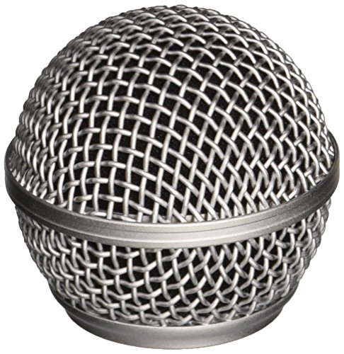 (Shure RK143G Replacement Mic Grille for SM58 (Wired and Wireless))