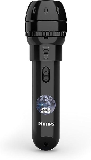 Philips Lighting Proyector y linterna 2 en 1 717889916, Negro ...