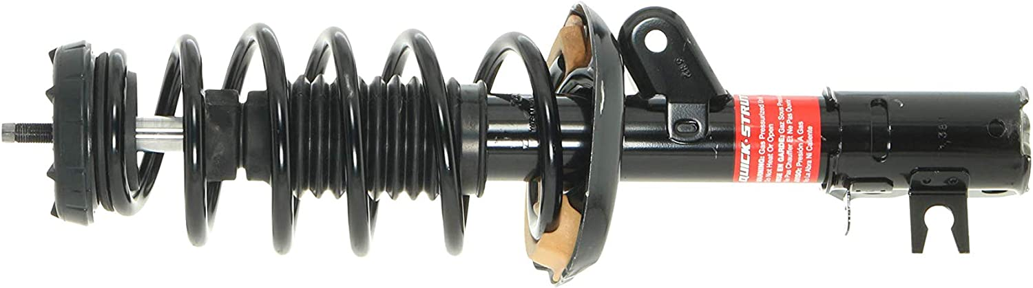 Monroe Shocks /& Struts 172934 Monroe Quick-Strut Complete Strut Assembly Suspension Strut and Coil Spring Assembly
