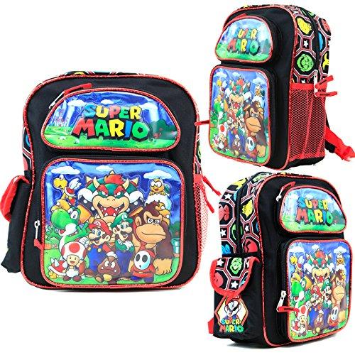 Mario Book Bag - 8