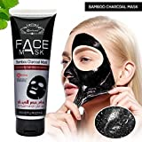 Deep cleansing black face peel off mask for…