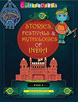 Janmashtami Special- Stories, Festivals and Mythologies of India by [CultureDabba, Team]