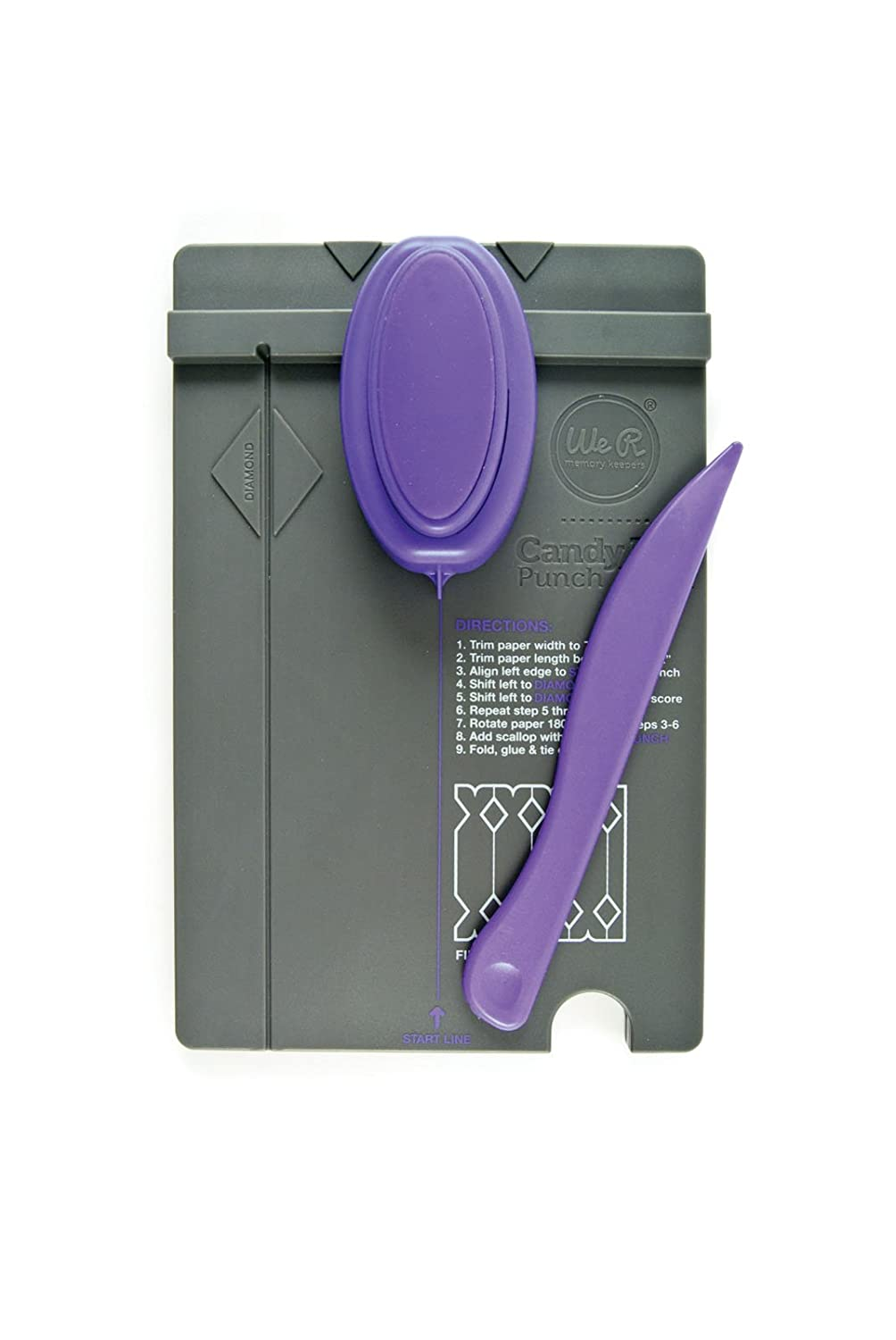 We R Memory Keepers Super Oferta **40%** Base Para Cajas Candy Box Punch Board 71336-4