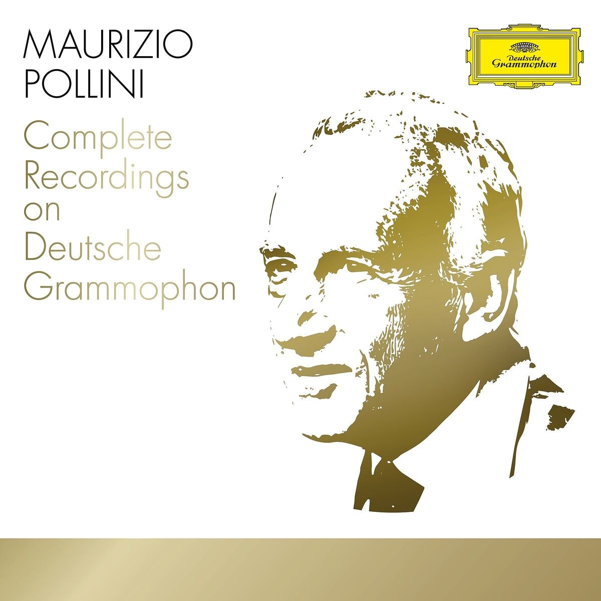 Pollini - Complete Recordings On Deutsche Grammophon [55 CD/3 DVD Box Set] by Verve Label Group