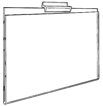 Amazon.com: Slatwall Poster Frames | Clear Poster Frames | Large ...