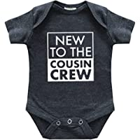 new to the cousin crew newborn outfit shirts for kids best cool baby announcement