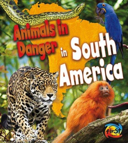 Animals in Danger in South America pdf epub