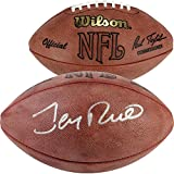 Jerry Rice San Francisco 49ers Autographed Pro Football - Fanatics Authentic Certified - Autographed Footballs