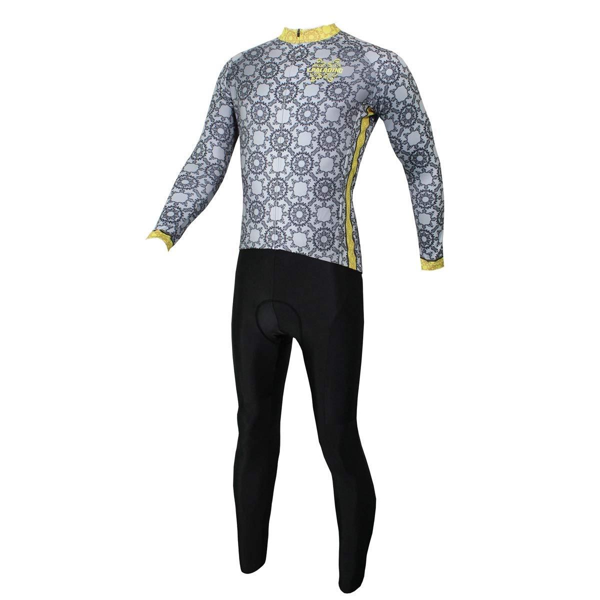 Fahrrad Reitanzug Winter Herren Radsport Anzüge sind bequem und lässig leichte Bike Jersey Fahrradtrikot LPLHJD