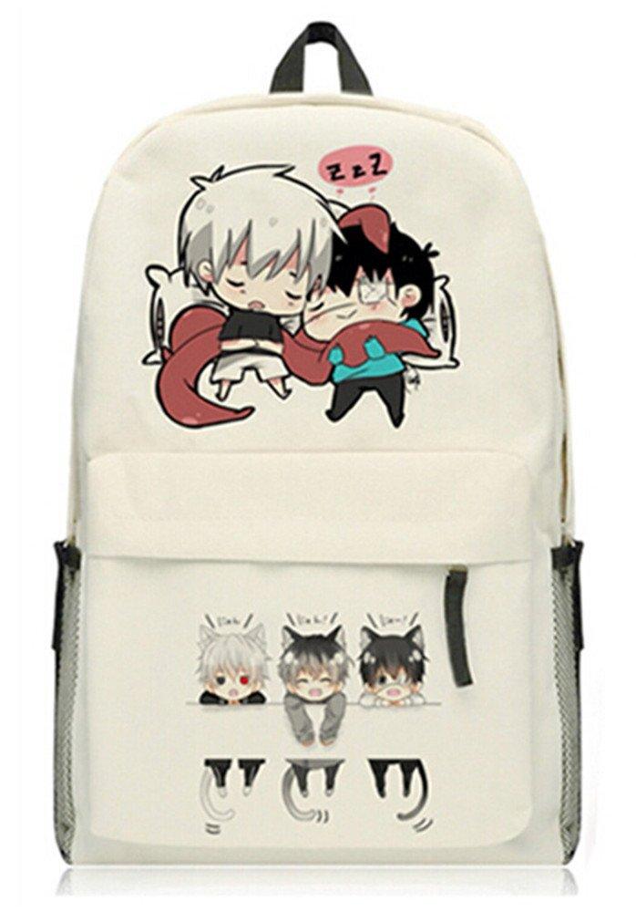Siawasey Tokyo Ghoul Anime Kaneki Ken Cosplay Daypack College Bag Backpack School Bag