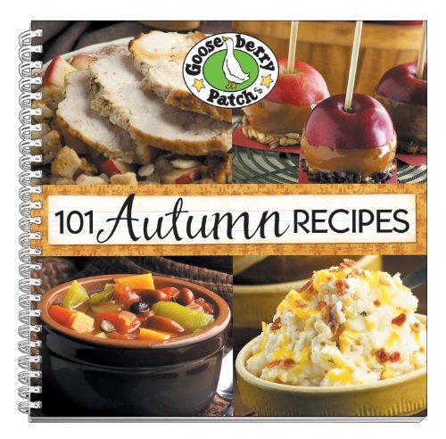 101 autumn recipes - 1