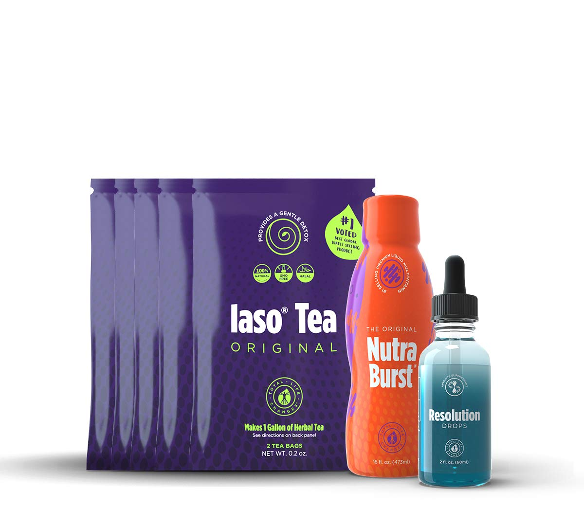TLC Total Life Changes Solution Kit by Total Life Changes