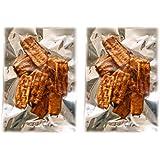 【訳あり(割れ)】ソースカツ260g(130g×2袋) ロングかつ おやつカツ
