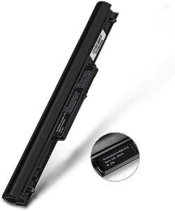 VK04 695192-001 694864-851 New Laptop Battery Compatible for HP Pavilion Touchsmart 14 Sleekbook 14-b000 15-b000 Series H4Q45AA HSTNN-DB4D HSTNN-YB4D Pavilion Ultrabook 14-b000 Notebook