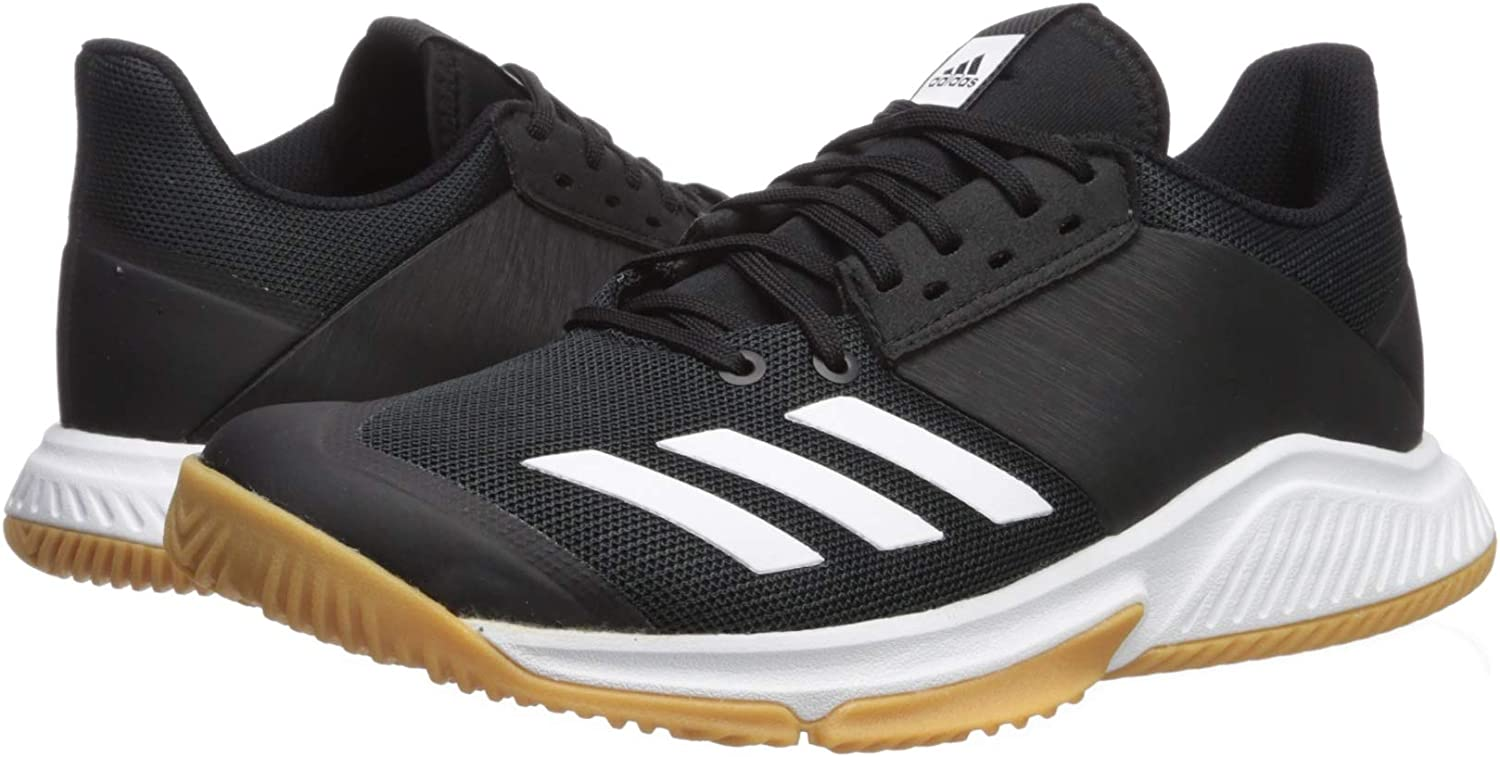 Adidas Crazyflight Team Women's Volleyball Shoes D97701 Black, White, Gum
