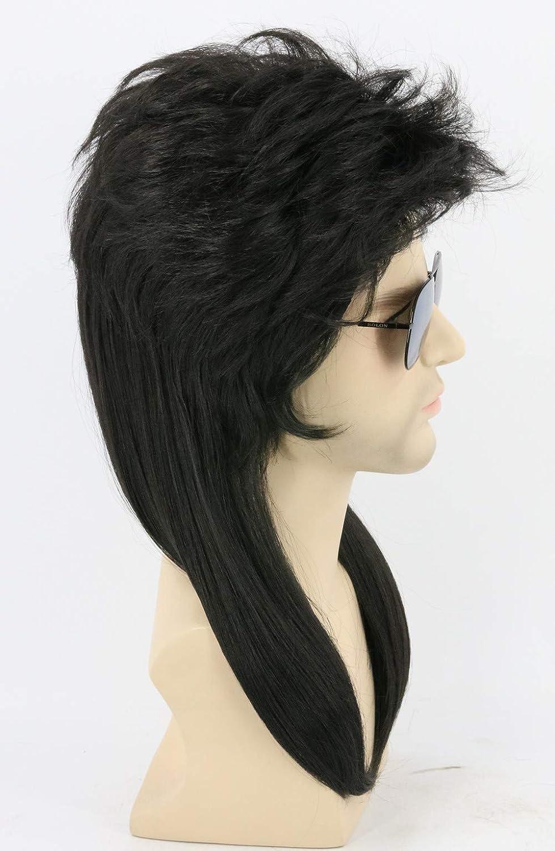 Parrucca con taglio a triglia