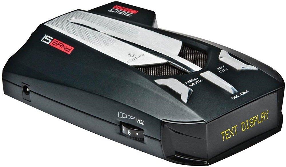 Cobra XRS9670 15 Band Radar/Laser Detector with DigiView Data Display