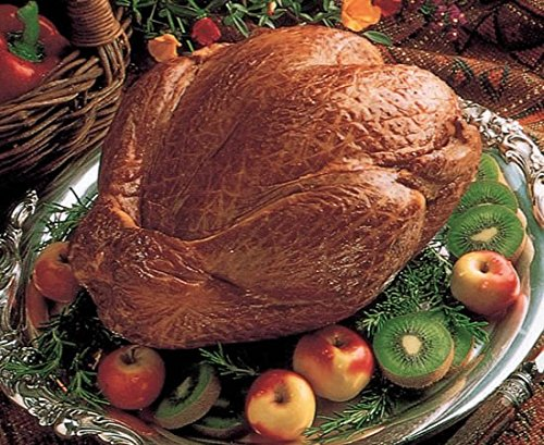 (Smithfield Cooked Naturally Smoked Whole Smoked Turkey - 10lbs Average)