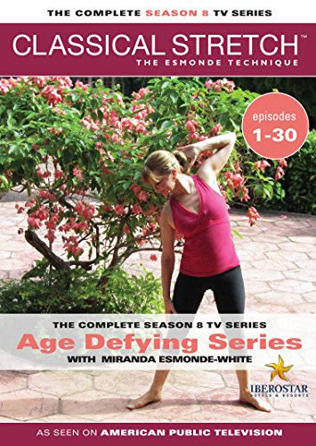 Classical Stretch Complete Season 8 by ESSENTRICS: Age Defying Series