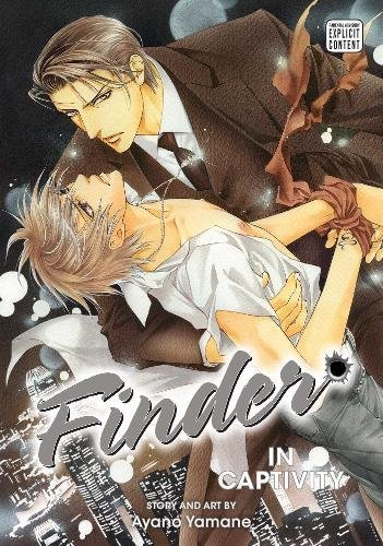 Thing need consider when find finder manga vol 1?