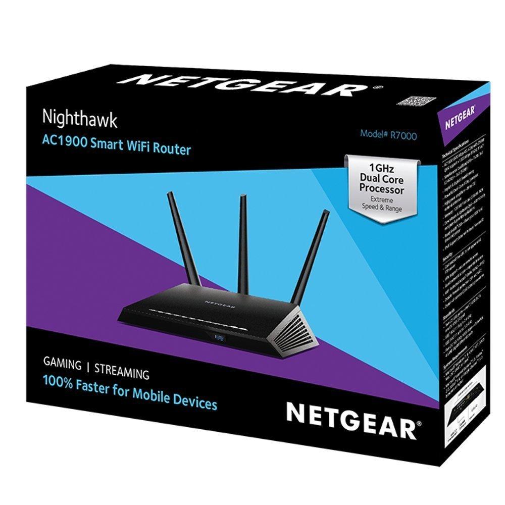 DD-WRT - Netgear R7000 AC1900 Nighthawk Gigabit N AC Router Repeater ...