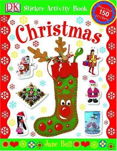 Download Christmas (Sticker Activity Books) PDF